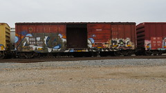 IMG_1431 (jumpsoner) Tags: traingraffiti trains traingraff trainspotting tracksides benching benchingsteel benchingtrains bencher boxcars benchingfreights bgsk benchinhsteel railroadphotography railroad railfan graffiti graffculture freights freightculture freightgraffiti foamer foamers freghtculture