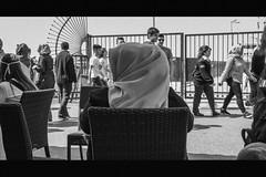 Photo (bmakaraci) Tags: sony a7ii alpha konica f14 57mm burakmakaraci person new blackandwhite women turkish turkey photograpy photographer outdoor primelens prime candid black lens