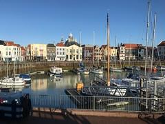 Vlissingen (latariosreise) Tags: appleiphone7 zeeland water schiffe haven hafen wasser nederland niederlande europa vlissingen