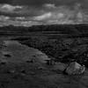 Hamble River Stream 2 (steveh011) Tags: 2470 1300d canon hamble river tree water rocks stream blackandwhite clouds sea tides
