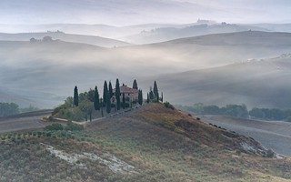 *Tuscany @ Land of Romance @ color version*
