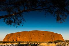 Ayers Rock, Outback, Australia (Manuel ROMARIS) Tags: nationalpark ulurukatatjutanationalpark outback ayersrock australia petermann northernterritory au