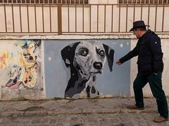 Paseo por Jaén (arapaci67) Tags: jaen graffiti olympus andalusia amigos spain