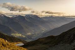 Raggi di luce (cesco.pb) Tags: valleaurina speikboden alps alpi altoadige sudtirol italia italy canon canoneos60d tamronsp1750mmf28xrdiiivcld alba dawn sunrise alpiaurine