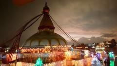 Baudha_0302 (YchuChen) Tags: baudha kathmandu nepal tourist travel raining night