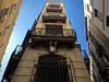 Carrer de la Palla (Xevi V) Tags: bcn edifici barcelona carrerdelapalla ciutatvella city catalunya catalonia architecture cel sky isiplou llocsambencant balcons iphone apple