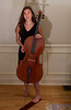 KIna, with shadows (peter.a.klein (Boulanger-Croissant)) Tags: musician instrumentalist soloist cellist cello violoncello girl youngwoman asian darkhair shadows barefeet edgy smile classical classicalmusic