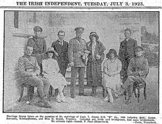 IrishIndependent_Tue3July1923_HayesWalshWedding