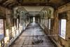Coach train car (BFru) Tags: train coach passenger railroad car tracks abandoned windows