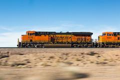 Pacing WB I (Reed Skyllingstad) Tags: 4004 4236 6545 bnsf burlingtonnorthernsantafe c449w california color desert es44c4 ge generalelectric homer intermodal mojavetrip2018 outdoors outside pan railroad railway stacktrain sunny tracks train trains transcon unitedstatesofamerica locomotive