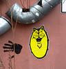 HH-Wheatpaste 3581 (cmdpirx) Tags: hamburg germany reclaim your city urban street art streetart artist kuenstler graffiti aerosol spray can paint piece painting drawing colour color farbe spraydose dose marker stift kreide chalk stencil schablone wall wand nikon d7100 paper pappe paste up pastup pastie wheatepaste wheatpaste pasted glue kleister kleber cement cutout
