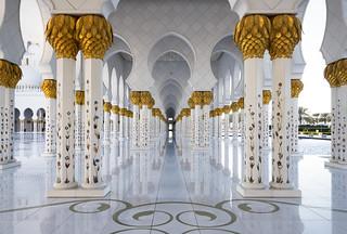 1001 pillars
