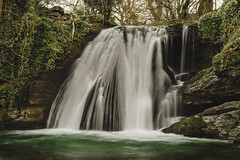 Janets Foss (stetoppingphoto) Tags: waterfalls waterfall falls long exposure water river stream nature countryside janets foss janet malham cove up north beautiful stunning walk mirrorless sony a7 carl zeiss lens 55mm f18 niftly fifty 50 50mm yorkshire