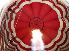 hot air ballooning, Chiang Mai, Thailand
