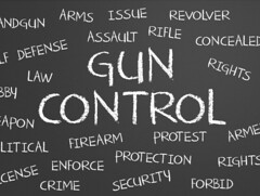 Gun Control Word Cloud (wajadoon) Tags: 2nd amendment ammunition armed arms assault ban blackboard bullets carry chalk chalkboard cloud concealed constitutional control crime criminal criminaldefense death debate defense enforce enforcement firearm forbid gun handgun illegal law lawenforcement legal legislation license military pistol police prohibit protection protest restrict rifle rights school second security stop text violence weapon white written