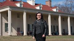 George Washington's Mount Vernon (kuntheaprum) Tags: georgewashington mountvernon historic nikon d750 samyang 85mm f14 mansion