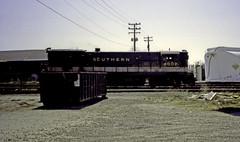 Virginia246p2 (Andy961) Tags: alexandria virginia va railway railroad train southern sr norfolksouthern ns diesel locomotive engine ge n237 4002