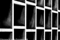 They Want Your Mind To Be Like This! (Aleksandar M. Knezevic Photography) Tags: belgrade beograd srbija serbia bw monochrome abstract architecture fasade blackwhite