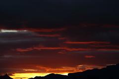 Sunset 1 10 18 #06 (Az Skies Photography) Tags: sun set sunset dusk twilight nightfall sky skyline skyscape cloud clouds red orange yellow gold golden salmon black january 10 2018 january102018 11018 1102018 canon eos 80d canoneos80d eos80d canon80d rio rico arizona az riorico rioricoaz arizonasky arizonaskyline arizonaskyscape arizonasunset