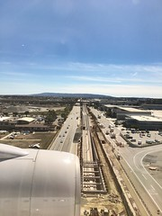 Planes and (future) trains
