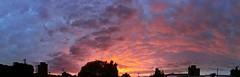 Amaneceres de verano (MarinaArg) Tags: sky blue pink sun dawn summer