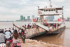 Tonle Mekong Ferry