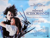 edward-scissorhands-quad-poster-2 (Cinema Quad Posters) Tags: quadposter britishfilmposter movieposter cinema poster art artwork vintage original ds quad uk advance teaser rerelease anniversary linenbacking motionpicture posterdesign