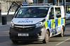 LJ15 LHU (Ben Hopson) Tags: british transport police btp cell van 999 emergency vehicle 2015 lj15lhu lambeth