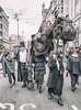 180101 4034 (steeljam) Tags: steeljam nikon d800 london new year day parade days lnydp peter wallder showtime steampunk monochrome