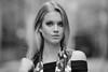 Maddie (Stuart Mac) Tags: street beauty face mono f28 dof woman model d4s 200mm eyes bokeh pose