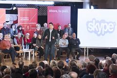 13.01.2018 Asamblea Abierta en Madrid (Partido Socialista) Tags: psoe2018 asambleaabierta pensiones pedrosánchez josémanuelfranco militantes futuro viabilidadpensionesimpuestobancos