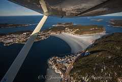 Aerial Leading Tickles Newfoundland Canada (21orion) Tags: leading tickles newfoundland aerial