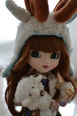 Juliette (~Louna~) Tags: pullip stock greggia renne doll