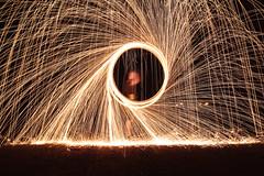 Larga exposición (Maore.) Tags: largaexposicion exposure fuego fire boy nocturna noche night