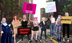 SL Supports Women 2018 (kirstentacular) Tags: 4mesh catwa doe erratic fameshed livalle maddict maitreya nantra neve whatithink yummy