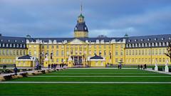 Schloss Karlsruhe (akovt) Tags: bw karlsruhe palace castle germany garden