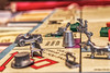 Monopoly (Back Road Photography (Kevin W. Jerrell)) Tags: games childhood backroadphotography nikond7200 nostalgic boardgames daysgoneby stilllife stilllifephotography gamepieces