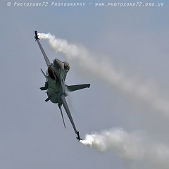 6578 Belgian F16 Display (photozone72) Tags: eastbourne airshows aircraft airshow aviation belgianairforce belgian f16 canon canon7dmk2 canon100400f4556lii 7dmk2