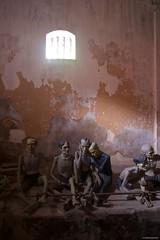 IMGP8599 Phu Hai Prison (Claudio e Lucia Images around the world) Tags: phuhai prison jail frenchprison americanprison pentax vietnam americanwar vietnamwar frenchdomination strada pentaxk3ii sigma sigma1020 prisoner inmate persone torture