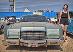 Kalifornia.. (Harleynik Rides Again.) Tags: kalifornia 1973 car americana woman summer harleynikridesagain explore inexplore