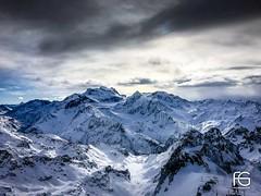 3000m (Fabien Georget (fg photographe)) Tags: mountain neige sky montagne snow altitude pics suisse verdier massifs blanc landscape paysage ciel