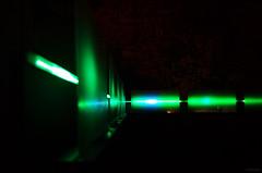 Electro-encéphalogramme (Atreides59) Tags: vert green nuit night lumière lumiere lumières lumieres light lights lyon rhone rhône fêtedeslumières festival pentax k30 k 30 pentaxart atreides atreides59 cedriclafrance urban urbain street