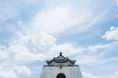 #中正紀念堂 (Explore) (David C W Wang) Tags: 台北 台灣 中正紀念堂 sonya6500 sel1635z empty 留白 explore 發掘