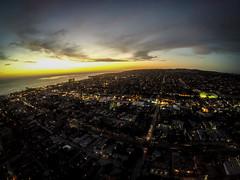 Pacific Beach Drone Shot at Sunset (Ryan.Kartzke) Tags: drone pacificbeach sunset sunsets gopro pb sanidiego california usa missionbeach