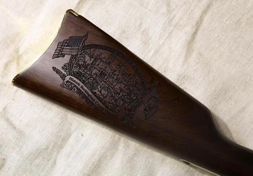 Henry Golden Boy Rockingham Co. Commemorative .22 cal. Rifle ($868.00)