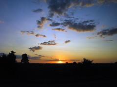 Iowa Summer Sunset (jcsullivan24) Tags: iowa sunset summer