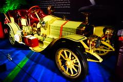 1907 Thomas Flyer (Matthew P.L. Stevens) Tags: 1907 thomas flyer 2018 canadian international auto show toronto car