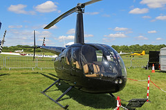 G-ODAZ Robinson R44 RAven II Booker High Wycombe Aero Expo 03rd June 2017 (michael_hibbins) Tags: g godaz robinson r44 raven ii booker high wycombe aero expo 03rd june 2017 aviation aircraft aeroplane aerospace airplane air aeroexpo civil private helicopter heli