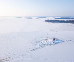 jäällä #013 (miemo) Tags: balticsea dji mavic mavicpro aerial drone europe finland helsinki ice island landscape lauttasaari rocks sea shore snow vattuniemi winter helsingfors uusimaa fi