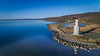 A small light tower near Vejle (A.Dissing) Tags: dji drone phantom 4 light landscape landskab tree trees tall town tower top blue water clear amazing adventure art awesome vejle